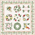 Bride's Quilt by Eliza Jane Baile 1851 Pattern Chart Graph
