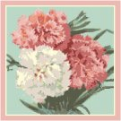 Carnations Pattern Chart Graph