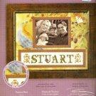 Personalized Photo Frame Cross Stitch Kit by Bucilla  #43282