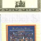 The Country Store Cross Stitch Chart Pack