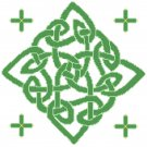 Celtic Ornamental Symbol Pattern Chart Graph