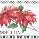 Poinsettia Pattern Chart Graph