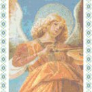 Angel With A Violin Pattern Chart Graph