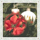 Fancy Christmas Decorations Pattern Chart Graph
