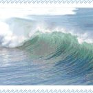 Breaking Wave Seascape Pattern Chart Graph