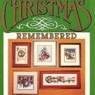 Christmas Remembered Cross Stitch Booklet