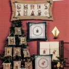 Visions of Christmas Cross Stitch Booklet