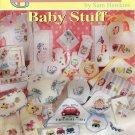 Giftables - Baby Stuff by Sam Hawkins Cross Stitch Booklet