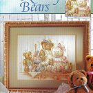 Nursery Bears Cross Stitch Booklet