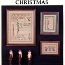 A Sampler For Christmas Cross Stitch Leaflet