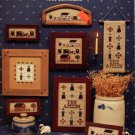 The Homestead (The Amish III) Cross Stitch Leaflet