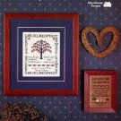 Sampler Traditions Cross Stitch Leaflet