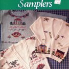 Houses & Samplers Duplicate Stitch Leaflet