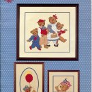 A Bear's Holiday Cross Stitch Booklet