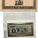The Auction Cross Stitch Chart Pack