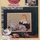 Afternoon Tea Cross Stitch Chart Pack