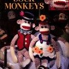 Crocheted Sock Monkeys Booklet