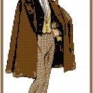 Mister Stephen 1848 Fashion Design Pattern Chart Graph