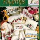 Favorite Fingertips Cross Stitch Leaflet