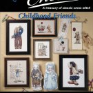 Childhood Friends Cross Stitch Booklet