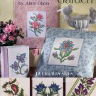 An Eloquent Garden Cross Stitch Booklet