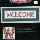 Welcome Ribbon Embroidery Kit