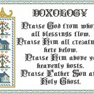 The Doxology Pattern Chart Graph