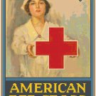 Join! American Red Cross Poster Cross Stitch Pattern Chart Graph
