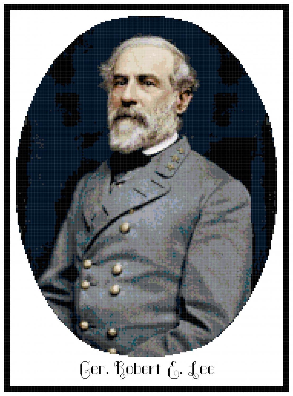 Portrait of Gen. Robert E. Lee - 1865