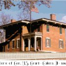 Gen. Ulysess S. Grant's Home, Galena, IL - 1865