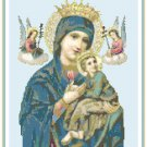 Our Lady of Perpetual Help 1 Pattern Chart Graph