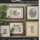 Natural Wonders Cross Stitch Book 27 Designs