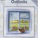 Cottage Window by John Clayton Cross Stitch Chart Pack