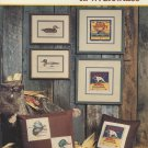Authentic Decoys Cross Stitch Leaflet