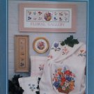 Floral Gallery Cross Stitch Booklet