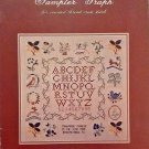 Maryanne Moreck Sampler Graph Cross Stitch Leaflet