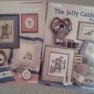 The Jelly Cabinet and The Jelly Cabiner V Cross Stitch Leaflets (2)