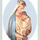Mary, Mother of God Pattern Chart Graph