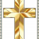 Cross of Life Pattern Chart Graph