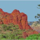 Sedona, Arizona Pattern Chart Graph