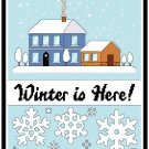Winter is Here! Pattern Chart Graph