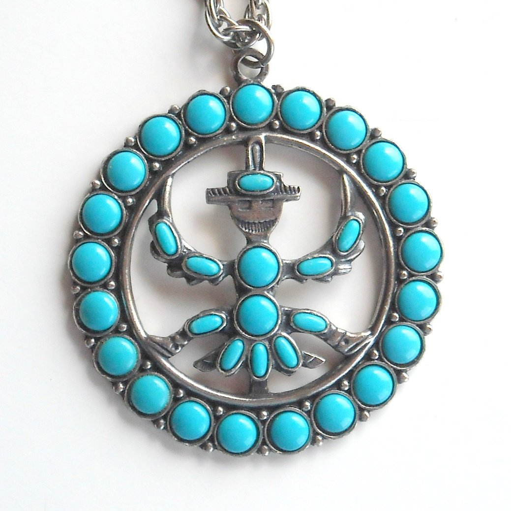 Vintage Florenta of California South Western Design Necklace