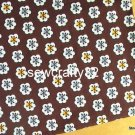 Sl*te Blooms Cotton Lining 1 yd x 57""