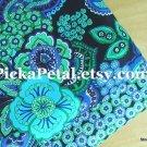 """Blue Rhaps*dy main Cotton Fabric 1 yd x 57"""""""