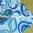 "Mediterr*nean White main Cotton Fabric 1 yd x 57"""