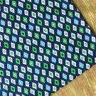 "Mediterr*nean Blue Cotton Lining 1 yd x 57"""