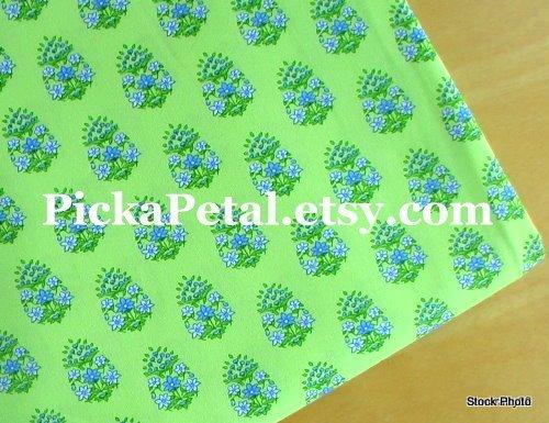 "C*trus main Cotton Fabric 1 yd x 57"""