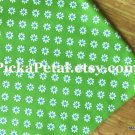 "Apple Gr*en main Cotton Fabric 1 yd x 57"""