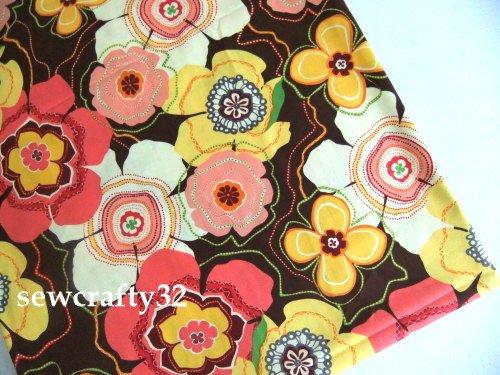 "Butterc*p main Cotton Fabric 1 yd x 57"""