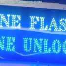 PHONE FLASHING&UNLOCKING LED CELLPHONE  SHOP SIGN
